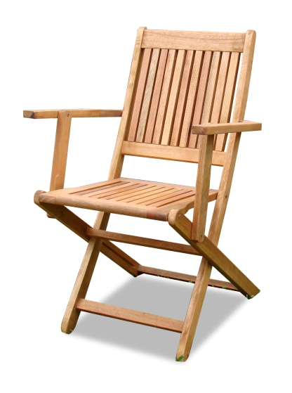 Silla cordoba con apoyabrazos confort y muebles for Sillas comedor con apoyabrazos