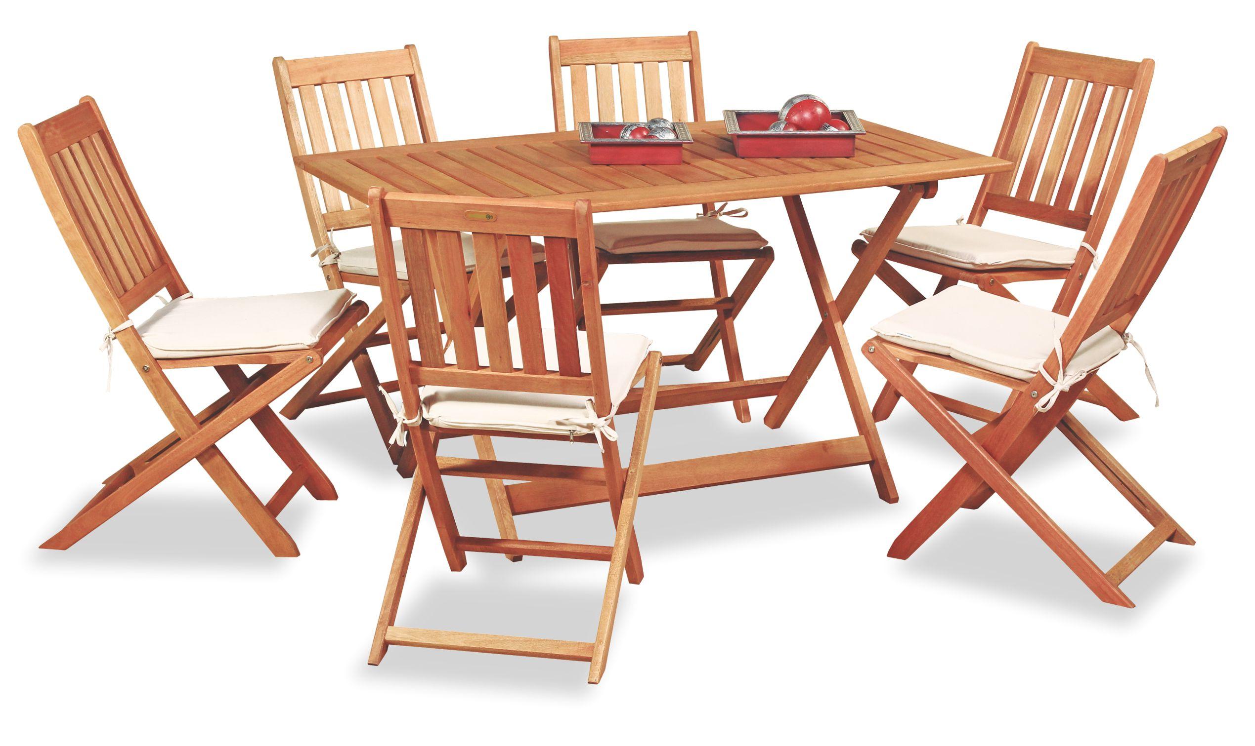 Confort y muebles tienda online de productos de madera for Mesas de exterior plegables