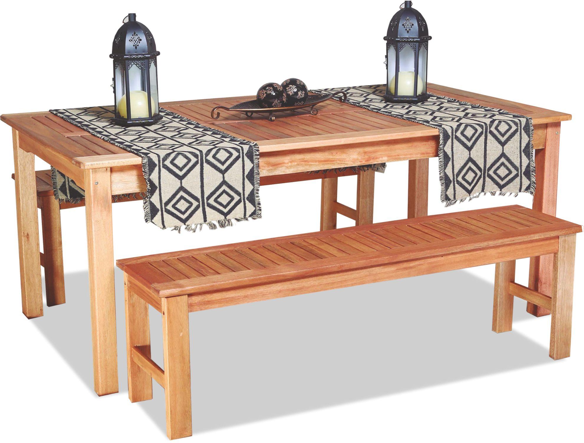Confort y muebles tienda online de productos de madera - Muebles exterior madera ...